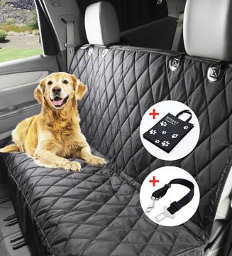 meilleures housses de siège d'auto pour chien