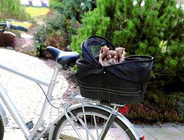 meilleur panier de vélo pour chien
