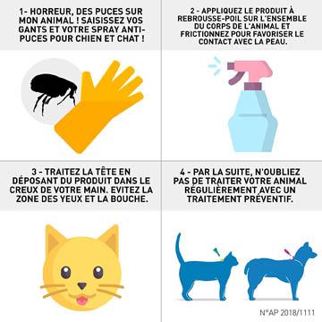 meilleurs traitements anti-puces pour chien