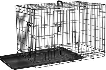 meilleures cages pour chien