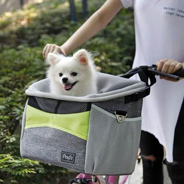 dfc2b295396e5 ᐅ Le meilleur panier de vélo pour chien en 2019 ! - Mon ami le Chien