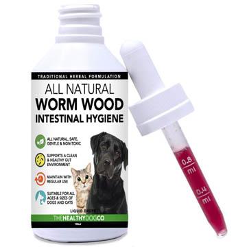 meilleur vermifuge pour chiens